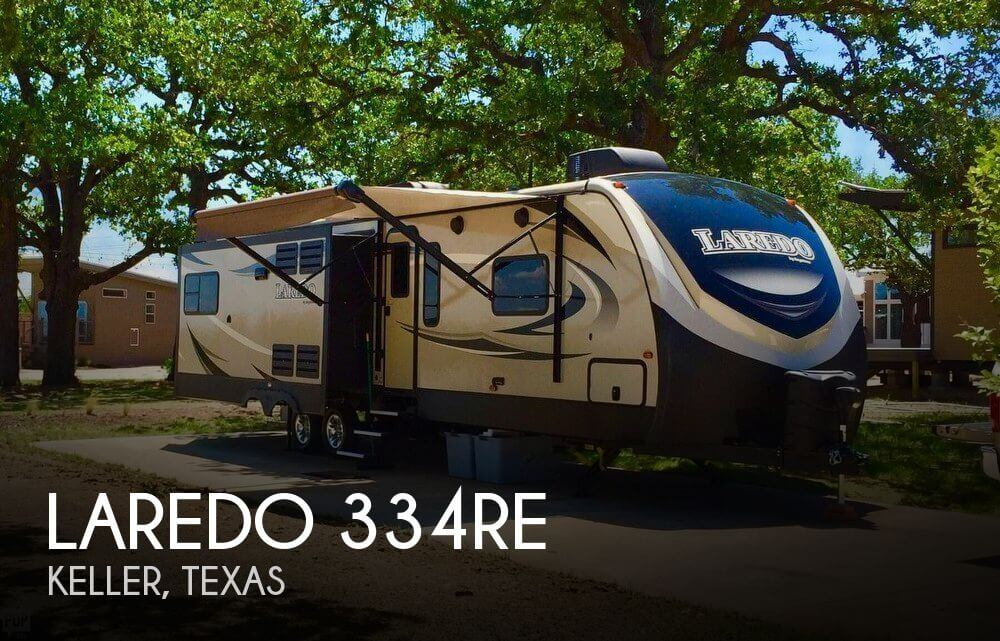 2018 Keystone Laredo 334RE