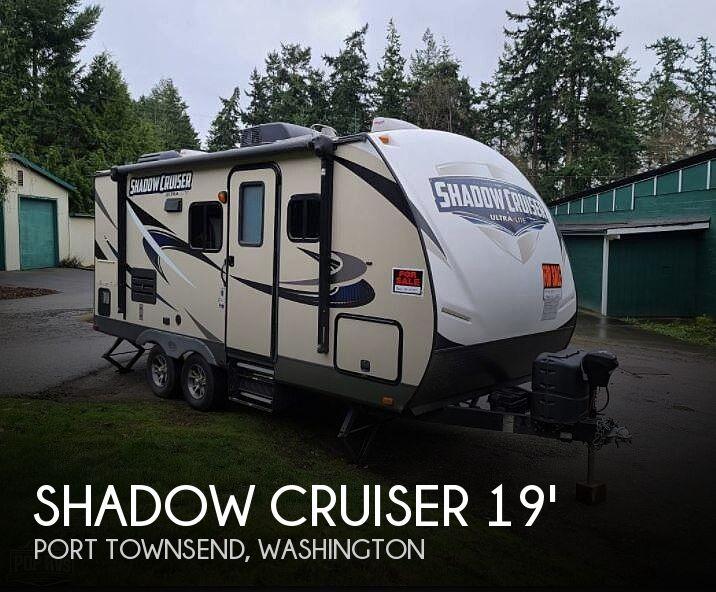 2017 Shadow Cruiser Shadow Cruiser 195WBS