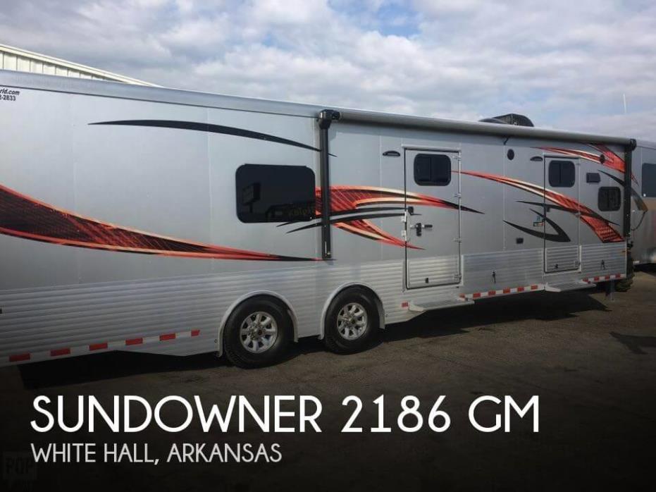 2017 Sundowner Sundowner 2186 GM