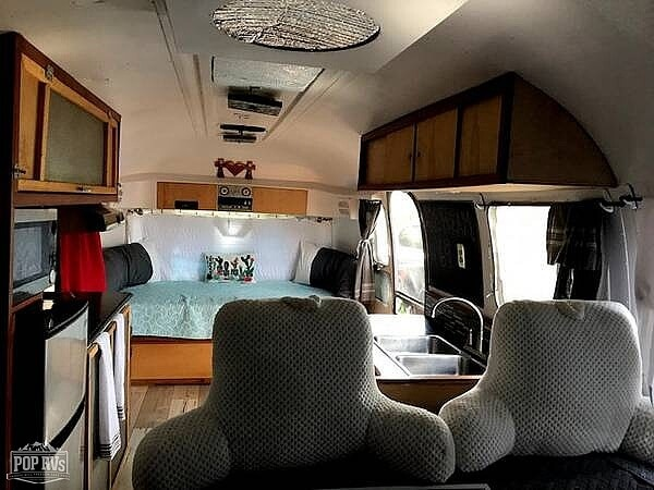 1969 Airstream Ambassador Land Yacht