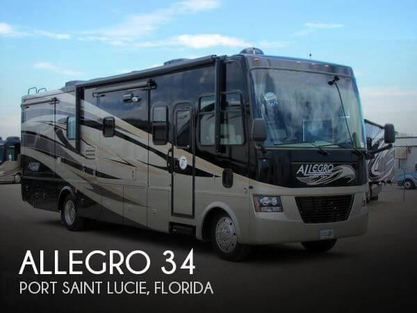 2012 Tiffin Allegro 34