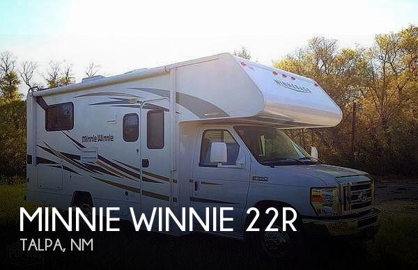 2015 Winnebago Minnie Winnie 22R