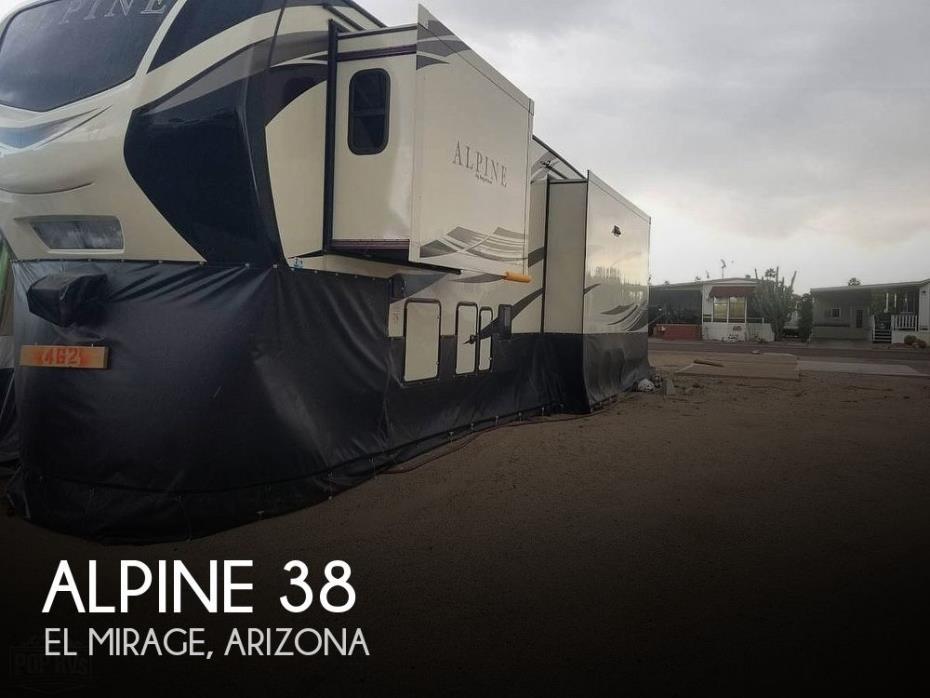 2018 Keystone Alpine 3651RL