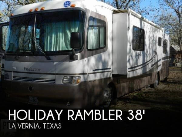 1998 Holiday Rambler Holiday Rambler 37WDS