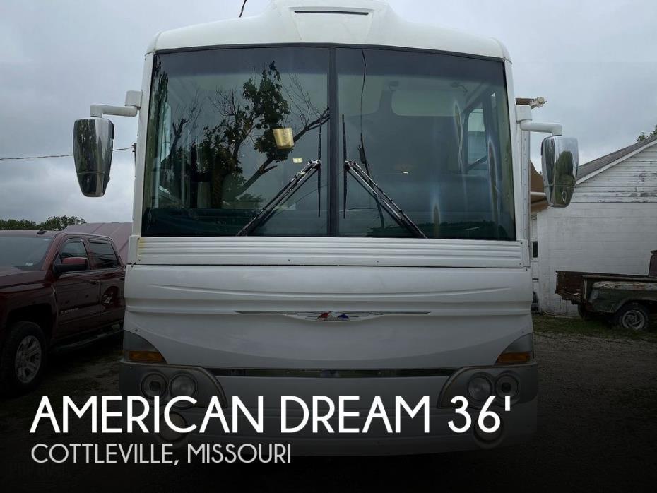 2001 American Coach American Dream 40DMS