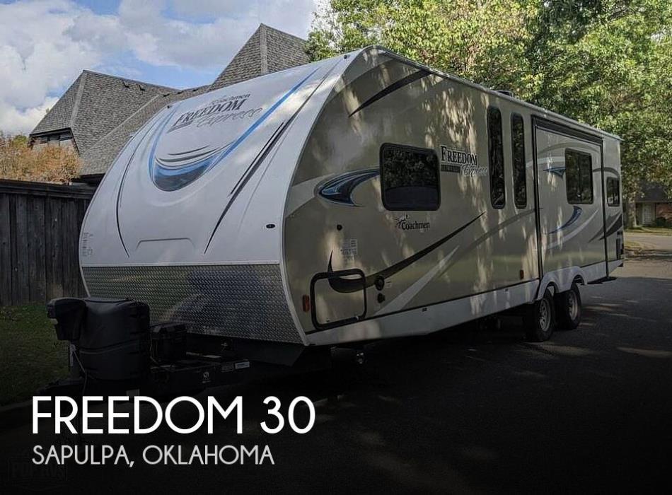 2019 Coachmen Freedom 30