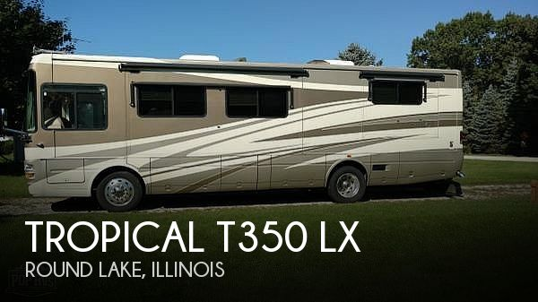 2007 National RV Tropical T350 LX