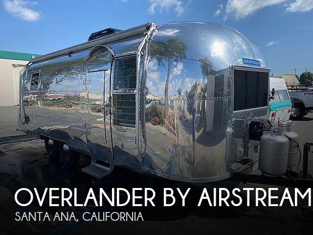 1962 Airstream Airstream Overlander 26 Double
