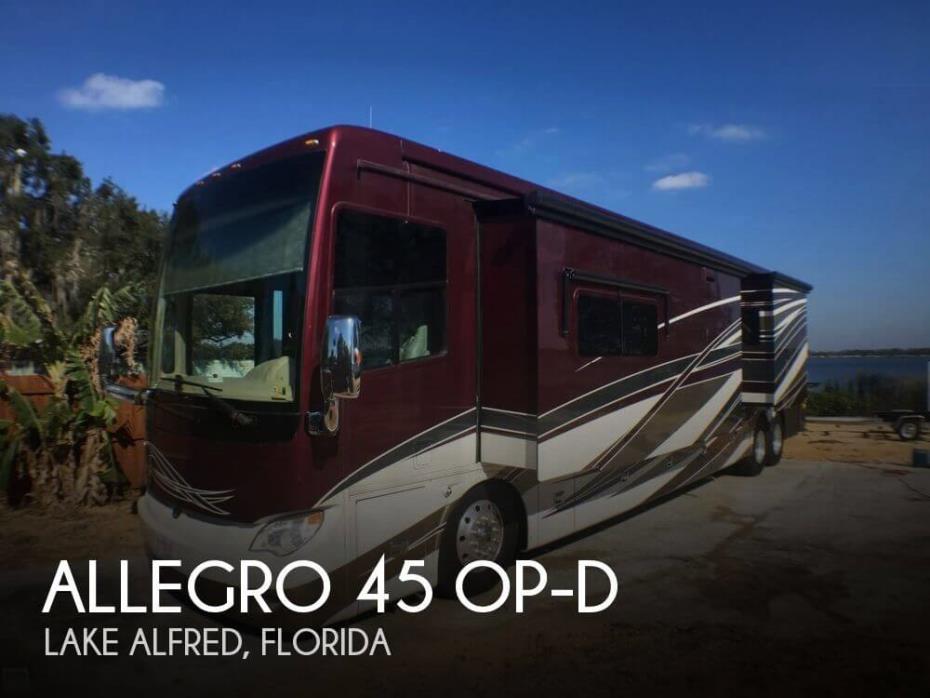 2017 Tiffin Allegro 45 OP-D