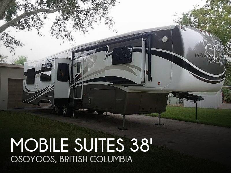 2014 DRV Mobile Suites 38SKSB3