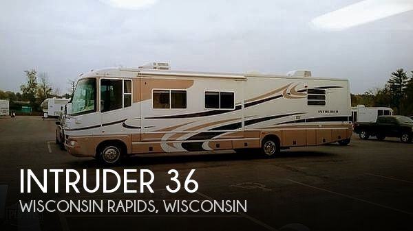 2001 Damon Intruder 341