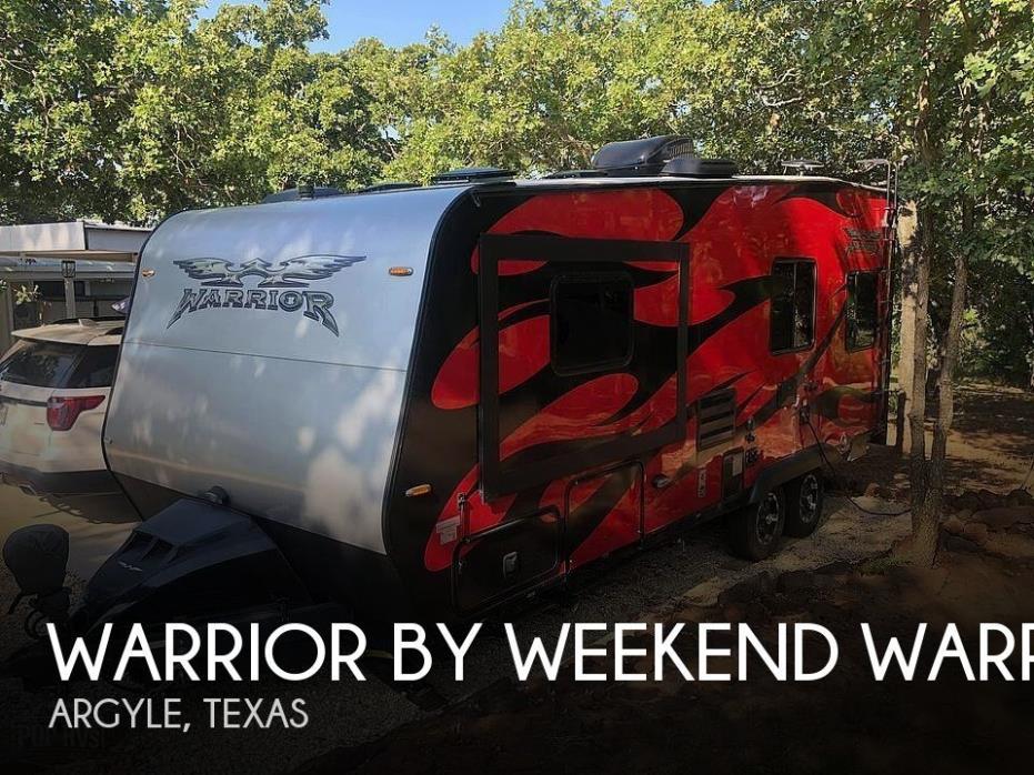 2019 Weekend Warrior Warrior SS1900/13+