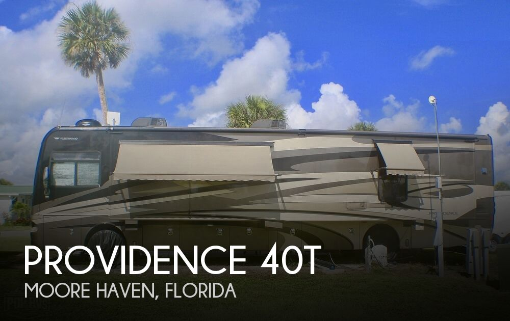 2010 Fleetwood Providence 40T