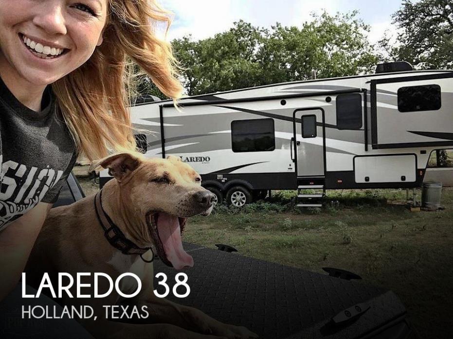 2016 Keystone Laredo 340FL