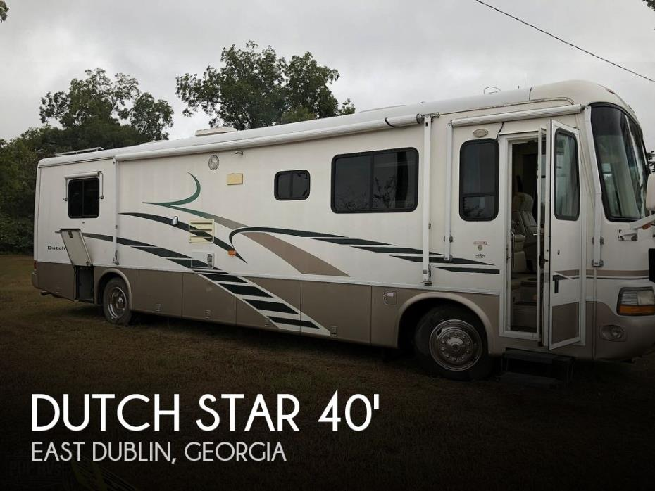 2000 Newmar Dutch Star 3859 HC