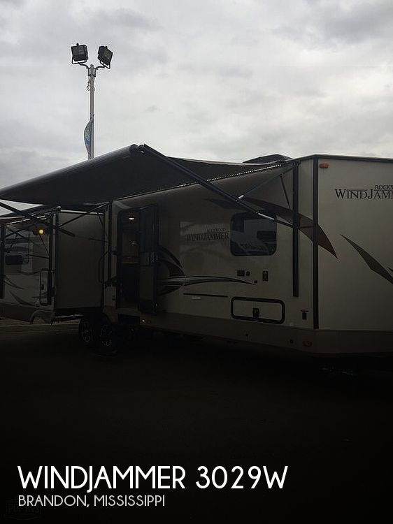 2018 Forest River Windjammer 3029W