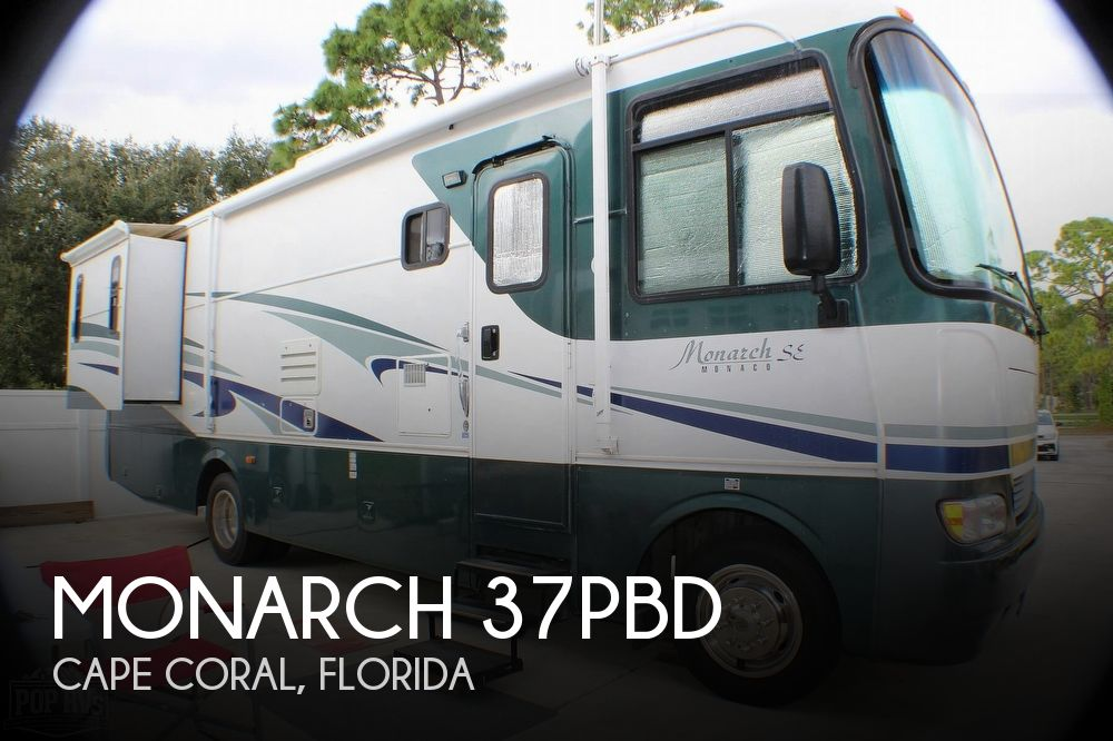 2005 Monaco Monarch 32PBD
