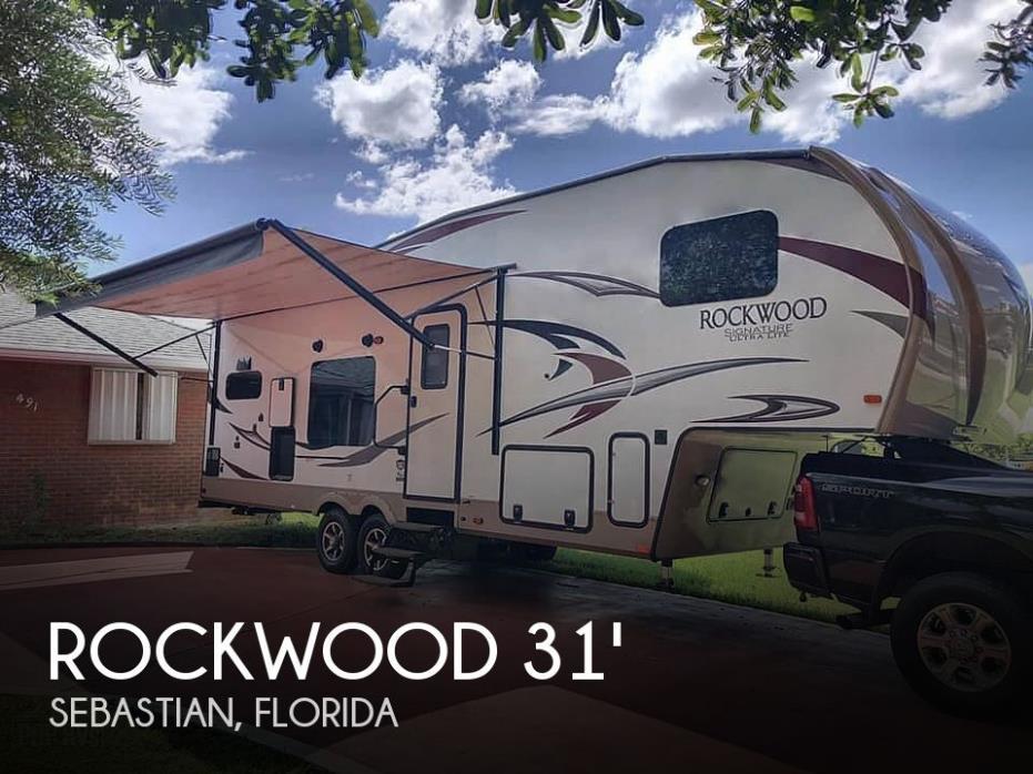 2018 Rockwood Signature Ultra-Lite 8280WS