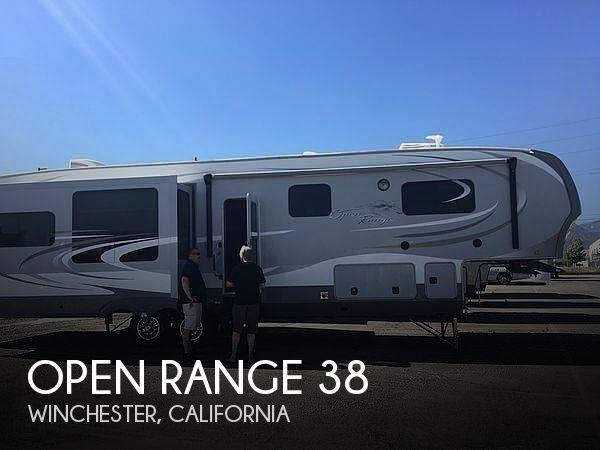 2014 Open Range Open Range 38