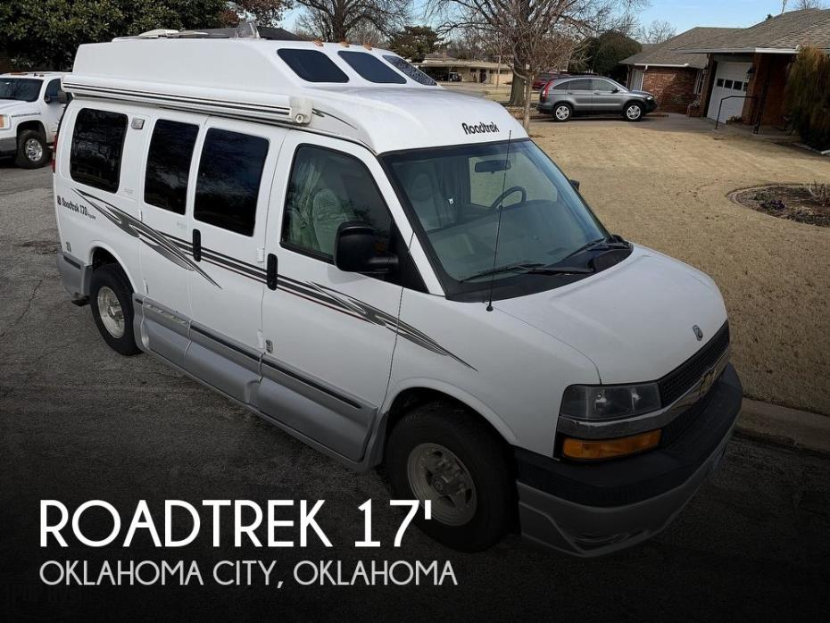 2008 Roadtrek Roadtrek 170 Popular