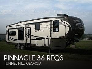 2014 Jayco Pinnacle 36 REQS