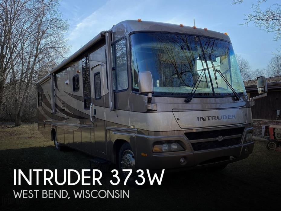 2005 Damon Intruder 373W