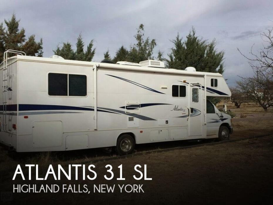 2007 Holiday Rambler Atlantis 31 SL