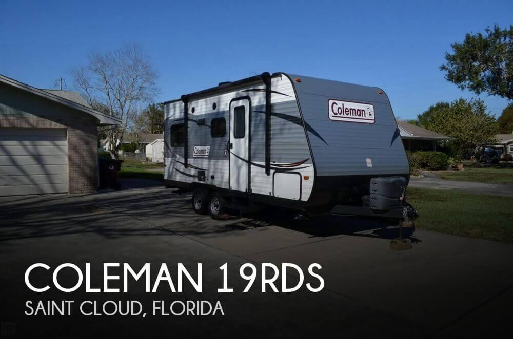 2016 Dutchmen Coleman 19RDS