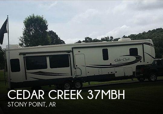 2020 Forest River Cedar Creek 37mbh