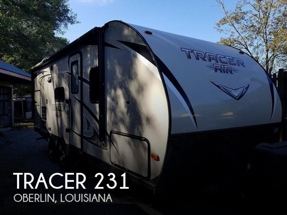 2018 Forest River Tracer 231