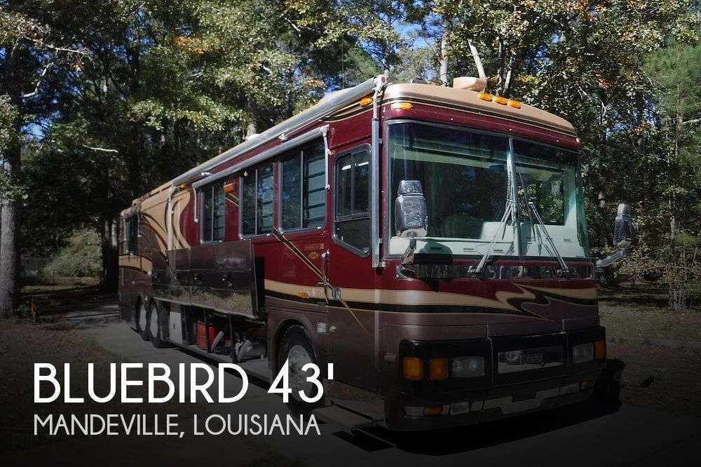 2001 Bluebird Wanderlodge 43 LXI Single Slide