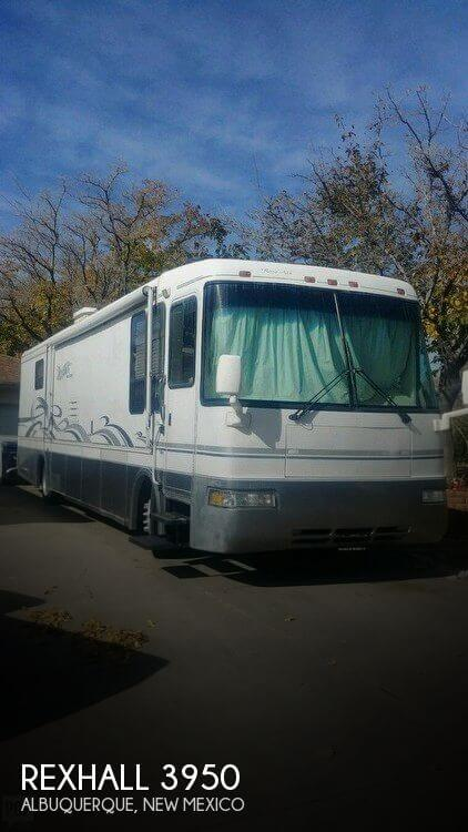 2001 Rexhall Rvs For Sale