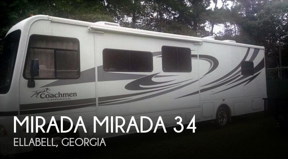 2010 Coachmen Mirada Mirada 34