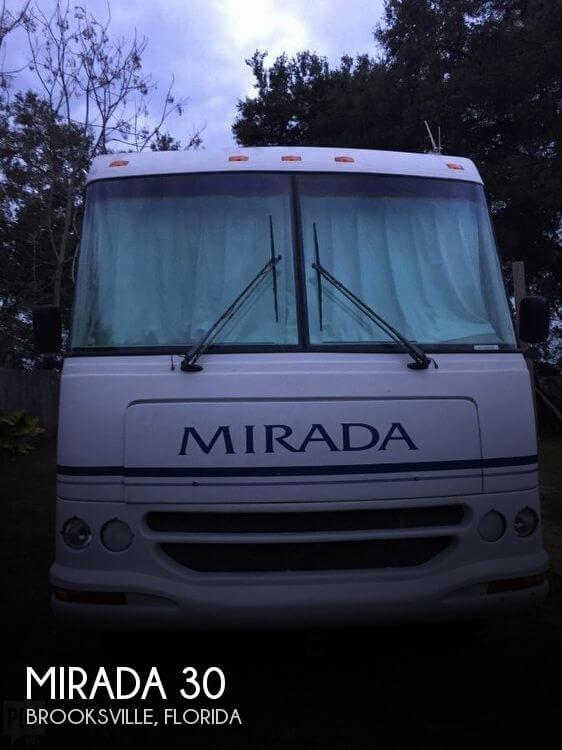1999 Coachmen Mirada 30