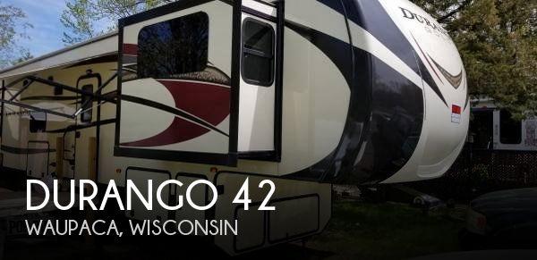 2016 KZ Durango G380FLF