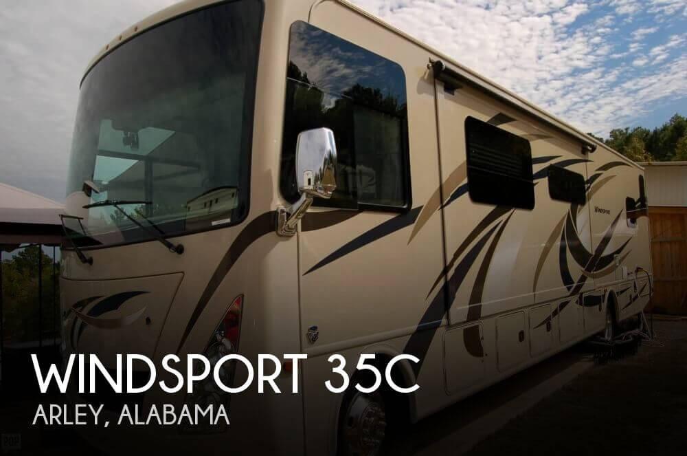 2017 Thor Motor Coach Windsport 35C
