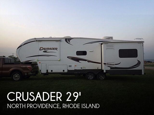 2012 Prime Time Crusader 290RLT