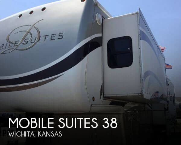 2009 DRV Mobile Suites 38RLS B3