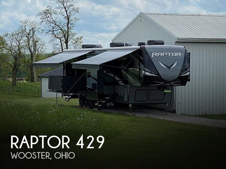 2020 Keystone Raptor 429