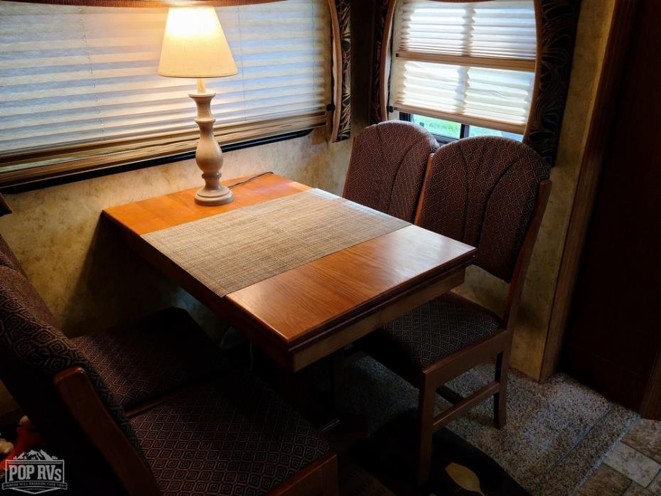 2010 Coachmen North Ridge 322RLT