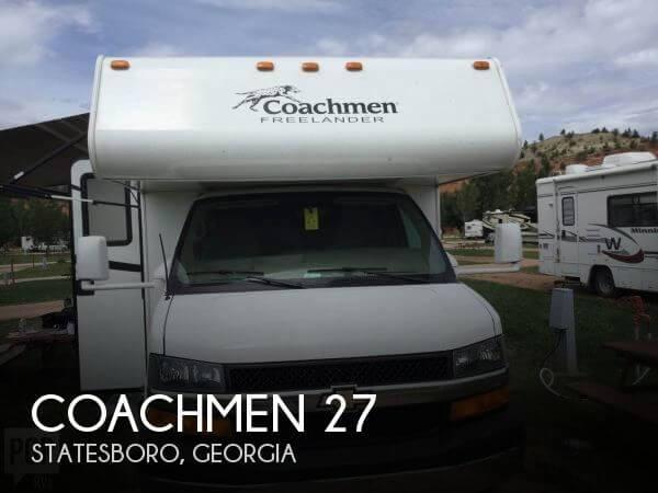 2012 Coachmen Coachmen 27
