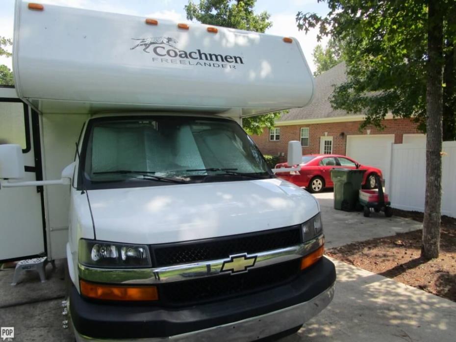 2012 Coachmen Coachmen 27, 7