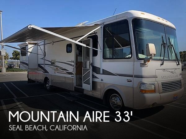 1999 Newmar Mountain Aire 3356