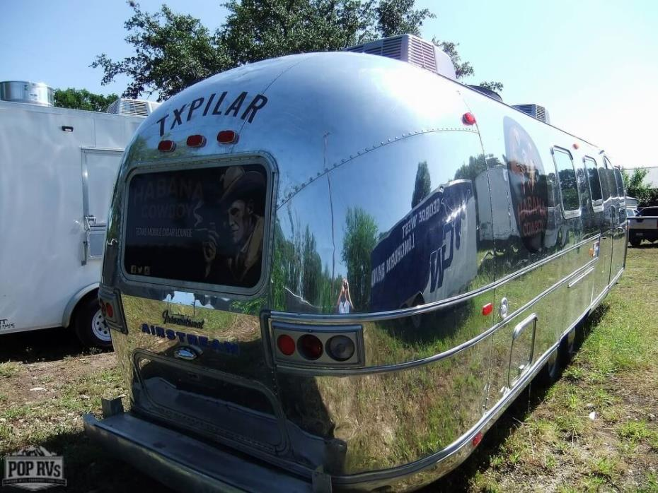 1971 Airstream International Sovereign 31