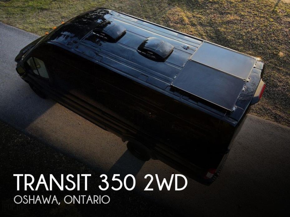 2018 Ford Transit 350 2WD