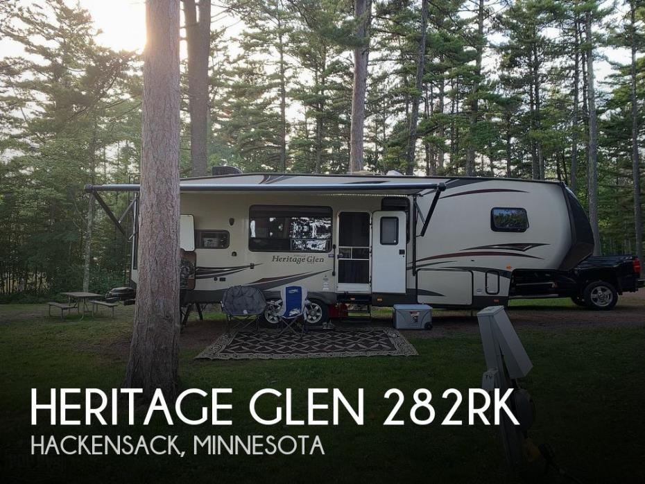 2015 Forest River Heritage Glen 276RK