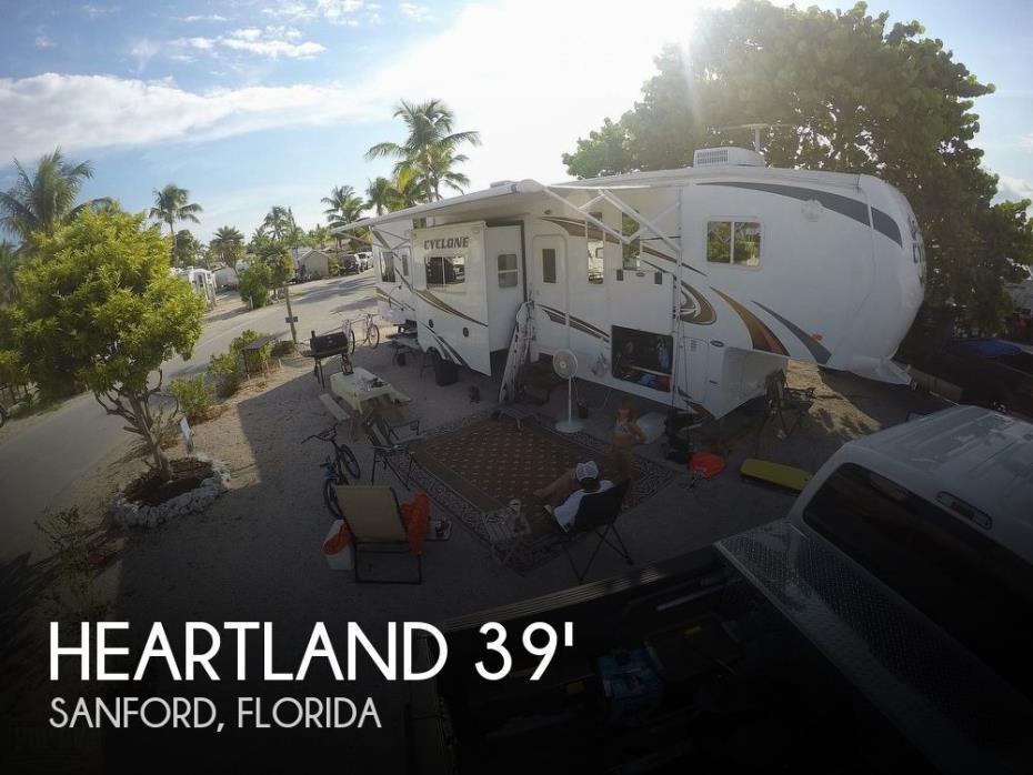 2011 Heartland Cyclone 3950