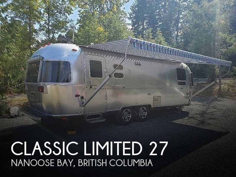 2014 Airstream Classic Limited 27FB