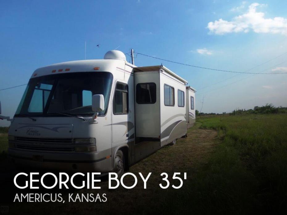 2001 Georgie Boy Cruise Master 3515FS