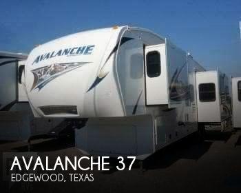 2012 Keystone Avalanche 345 TG